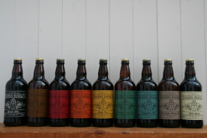 Incredible Brewing bottles