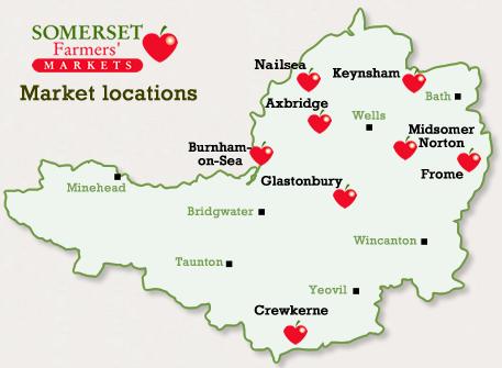 Somerset Farmers' Markets